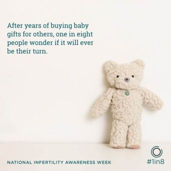 Infertility Quotes Gorgeous National Infertility Awareness Week  Adding Drons